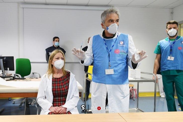 Vaccino, in Campania arrivano le nuove dosi: dal prossimo weekend altre vaccinazioni - aSalerno.it
