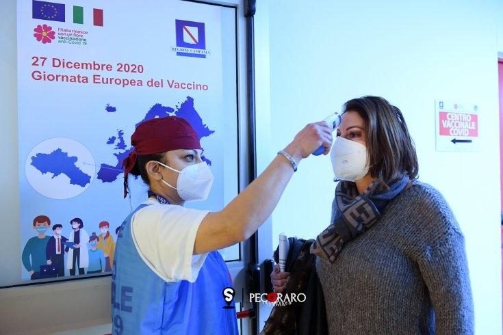 Baronissi è pronta ad ospitare le vaccinazioni di massa della popolazione - aSalerno.it