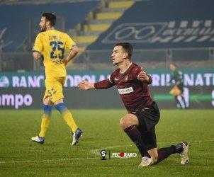 Frosinone vs Salernitana - Serie BKT 2020/2021