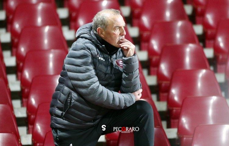 """Castori vede Lecce: """"Domani conta il risultato"""". Assente Gondo, ci sono Anderson e Cicerelli - aSalerno.it"""