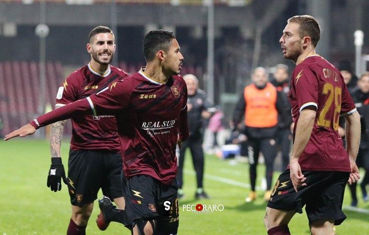 """Capezzi: """"Contento per il gol, ma la partita è ancora lunga"""" - aSalerno.it"""