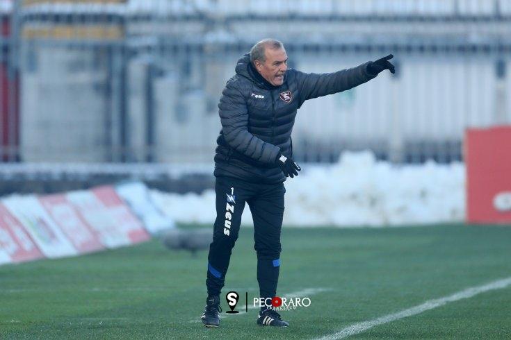 """Castori: """"Il Monza ha meritato, ma noi siamo avanti e non molleremo"""" - aSalerno.it"""