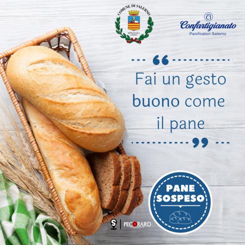 """Confartigianato Salerno """"sforna"""" il pane sospeso: un gesto solidale per chi è in difficoltà - aSalerno.it"""