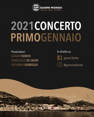 Concerto Primo Gennaio 2021 Giannimondo: diretta social con la musica di artisti salernitani - aSalerno.it