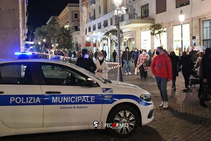 """Contagi nella polizia municipale e strutture comunali, appello Csa: «Non ci sono direttive"""" - aSalerno.it"""