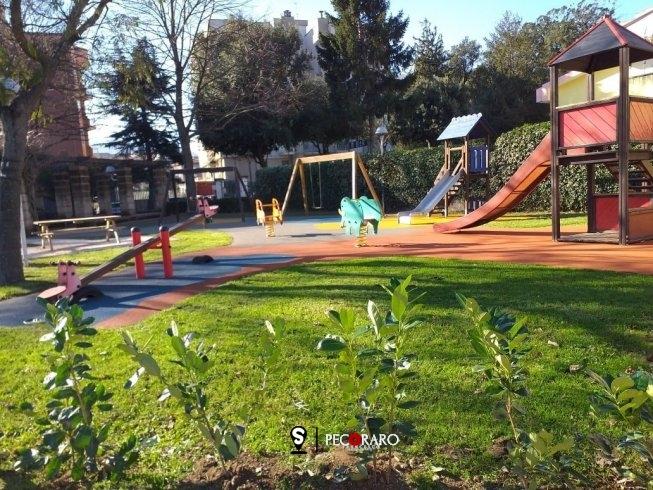 Baronissi : riapre il Parco giochi Olimpia - aSalerno.it