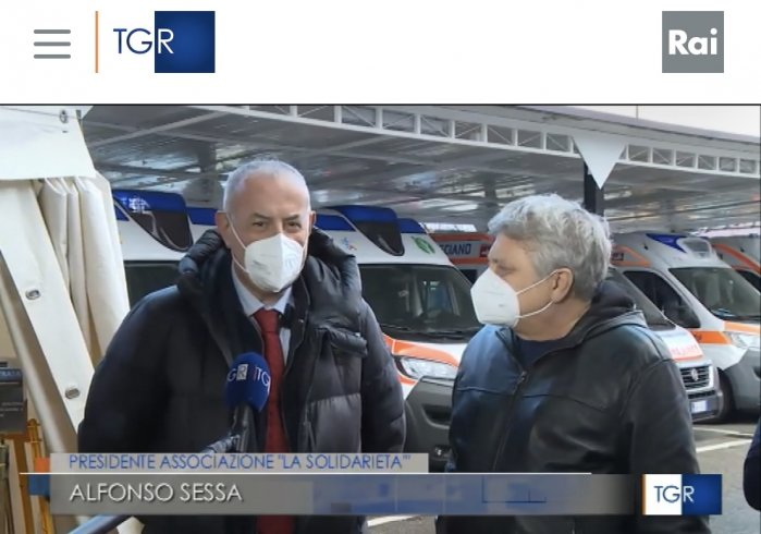 Gara di solidarietà a Fisciano - aSalerno.it