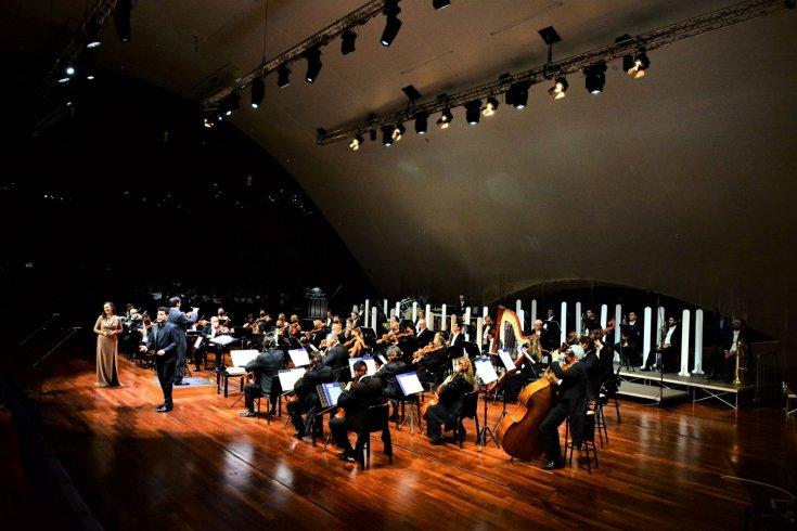 Concerto per il Nuovo Anno il 2 gennaio all'Auditorium Niemeyer di Ravello - aSalerno.it