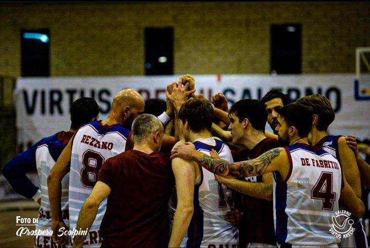 Virtus suona la carica, vittoria nel derby contro l'Avellino - aSalerno.it
