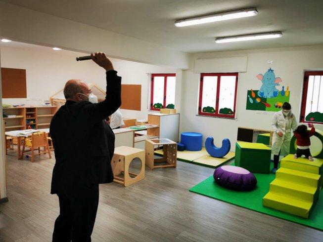 Amalfi, aperto il nuovo micronido comunale - aSalerno.it