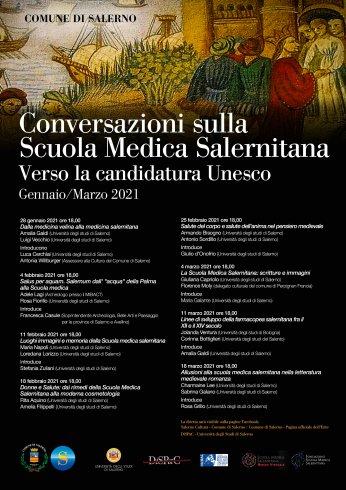 Scuola Medica Salernitana, incontri tra studiosi del settore - aSalerno.it