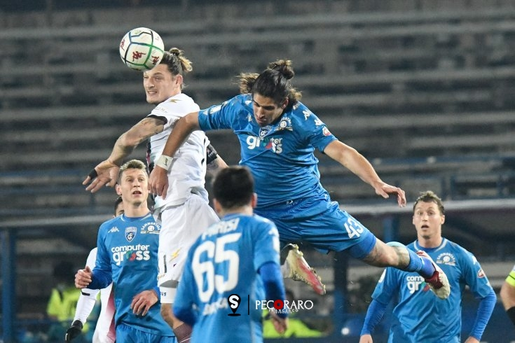 Salernitana stordita, 5 a 0 Empoli - aSalerno.it