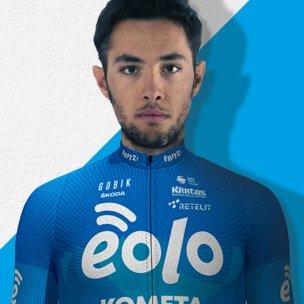 EOLO KOMETA Cycling Team__Vincenzo Albanese