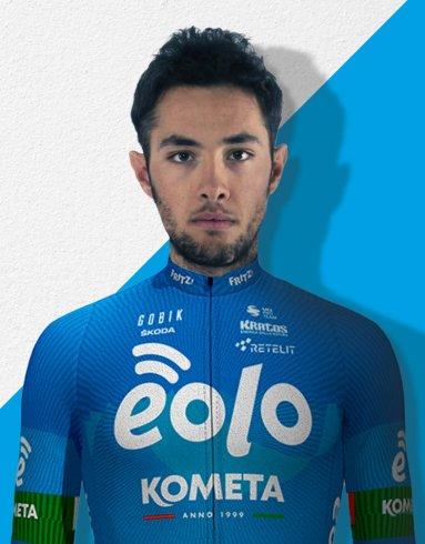 Un salernitano nel nuovo team italiano di ciclismo professionistico - aSalerno.it