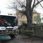 Salerno Pulita ha effetuato una pulizia straordinaria nel quartiere di Sala Abbagnano.