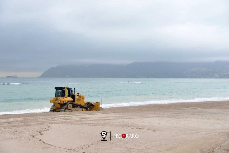 """Ripascimento del litorale, il sindaco: """"Una Salerno da cartolina"""" Foto/Video - aSalerno.it"""