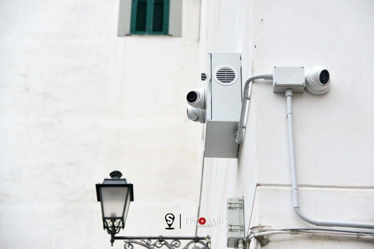 Microcriminalità, atti vandalici, nuove telecamere a Salerno - aSalerno.it
