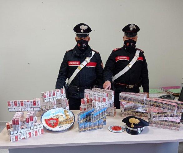 Salerno, fermato 50enne con 9 kg di sigarette di contrabbando - aSalerno.it