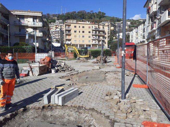 Area devastata da tromba d'aria a Salerno, iniziati i lavori di messa in sicurezza - aSalerno.it