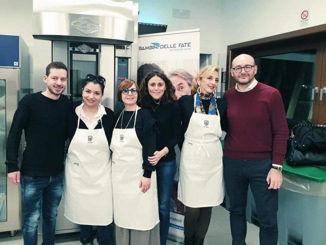 Oisma e In Cibum insieme per lanciare pizzeria gestita da 5 ragazzi affetti da autismo - aSalerno.it