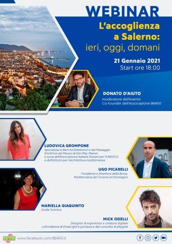 """""""L'accoglienza a Salerno: ieri, oggi, domani"""" - aSalerno.it"""