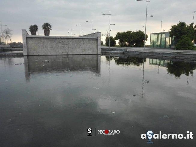 Fontane al Grand Hotel Salerno: skateboarding e la cultura giovanile sono la salvezza dal degrado - aSalerno.it