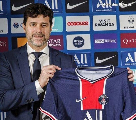 Pochettino è il nuovo allenatore del Psg - aSalerno.it