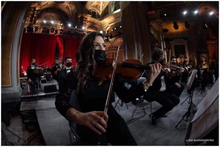 Concerto Epifania su Rai 1, protagonista la salernitana Shaady Mucciolo - aSalerno.it