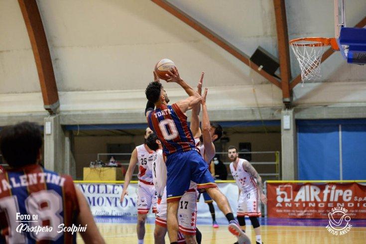 Virtus Arechi, la Luiss vince, Salerno alla quarta sconfitta stagionale - aSalerno.it