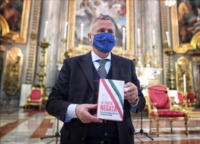 Messaggio inaspettato, Papa Francesco scrive al Presidente della Fondazione Vassallo - aSalerno.it