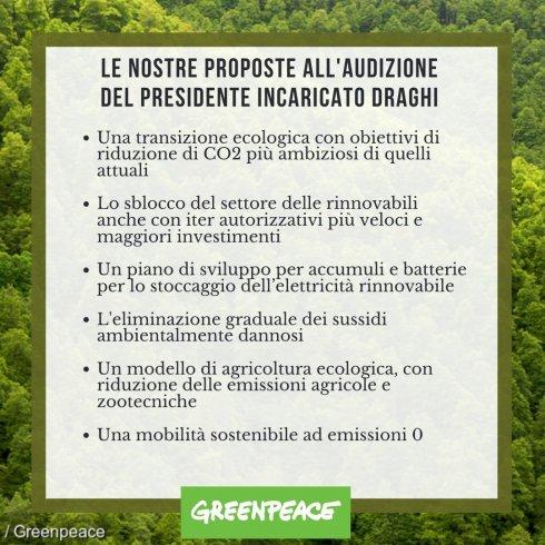 """Ci sarà il Ministro della Transazione Ecologica ma è """"bufera politica"""" sulla paternità - aSalerno.it"""
