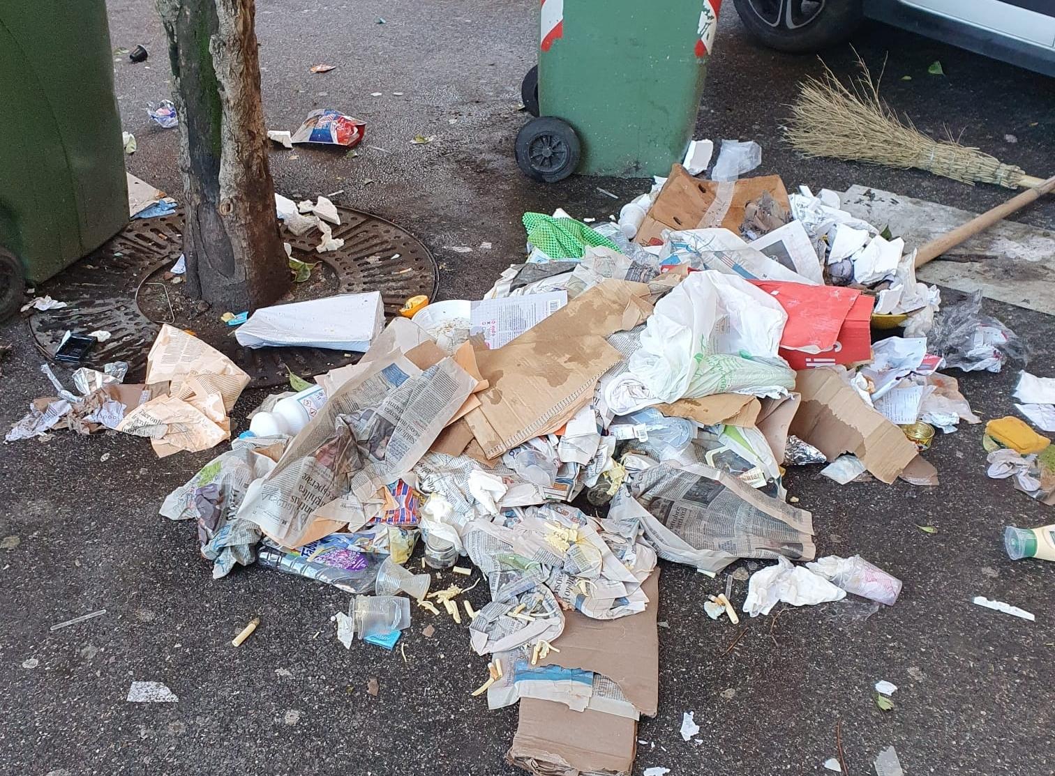 rifiuti Salerno