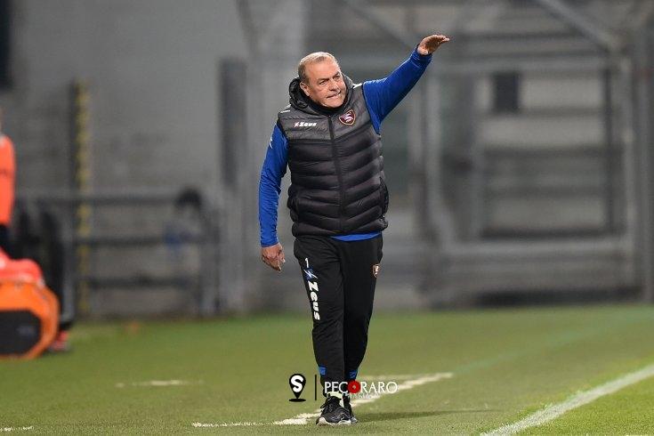 """Castori: """"Da rivedere il fallo di Djuric"""" - aSalerno.it"""
