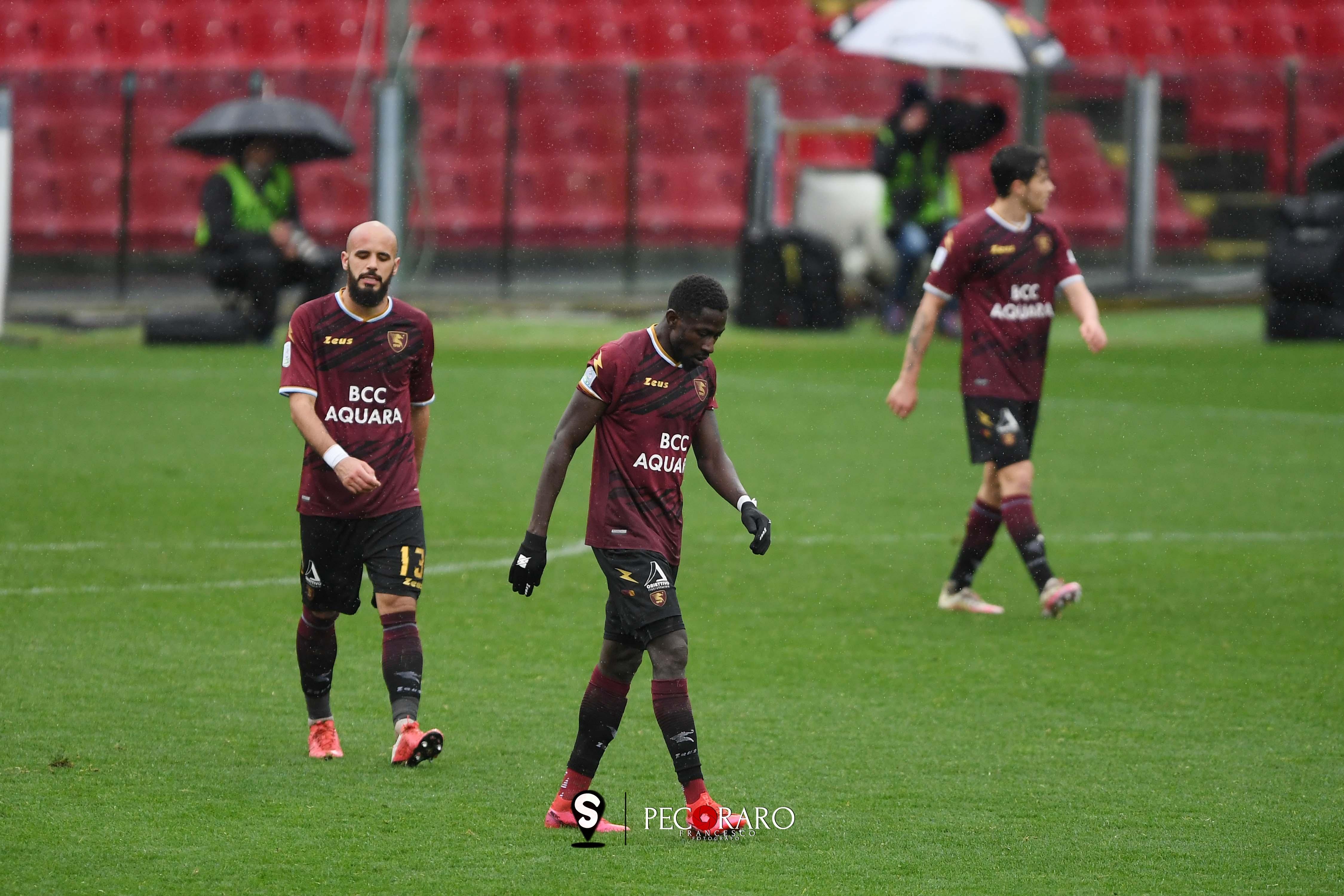 Salernitana vs LR Vicenza - Serie BKT 2020/2021