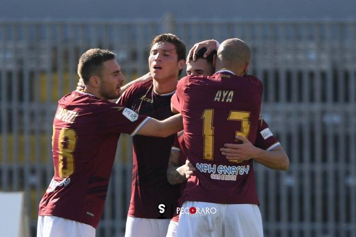 Salernitana nel segno di Tutino, abbattuto il Picchio (2-0) - aSalerno.it