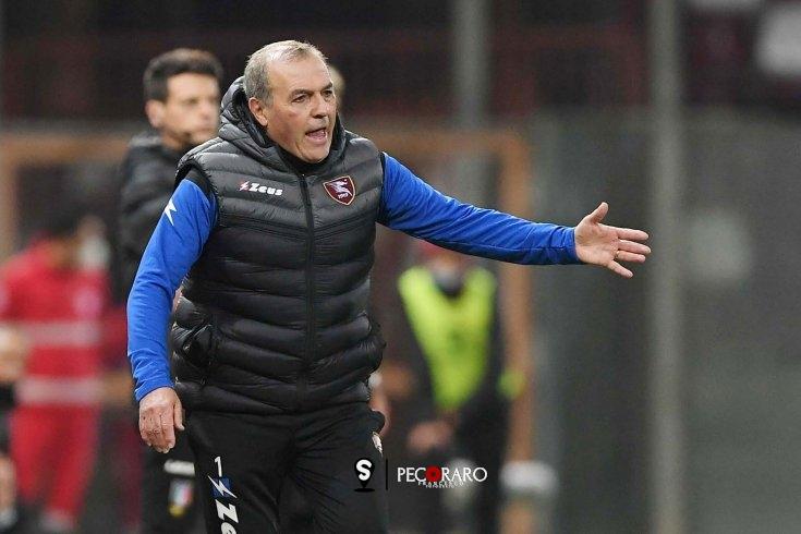"""Domani match contro il Chievo, Castori: """"Gara difficile, giocherà chi sta meglio atleticamente"""" - aSalerno.it"""
