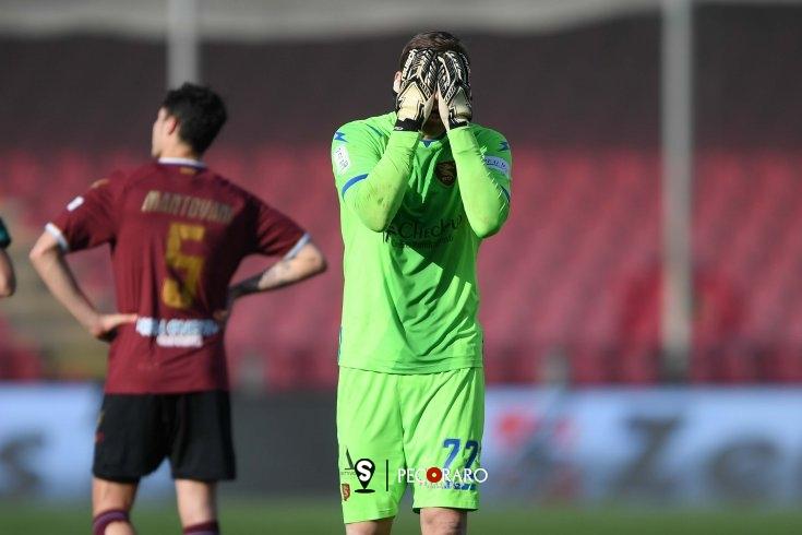 Salernitana, De Luca risponde a Tutino: 1 a 1 all'Arechi - aSalerno.it