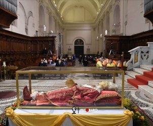 Rientro delle spoglie mortali di San Gregorio VII