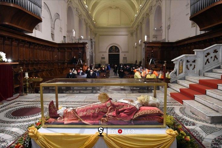 San Gregorio VII è rientrato nella Cattedrale di Salerno - aSalerno.it
