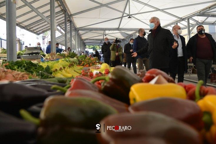 Ecco il nuovo mercato di via Piave - aSalerno.it