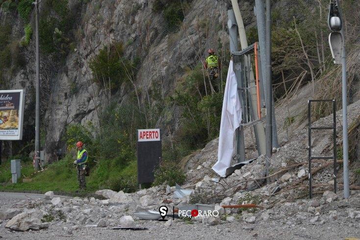 Frana Salerno-Vietri, non si pagherà il pedaggio autostradale a Cava de' Tirreni - aSalerno.it