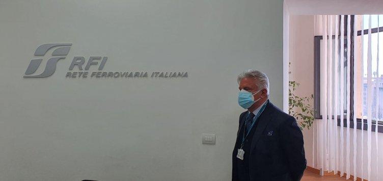 Caso Alta Velocità Salerno-Reggio Calabria, il sindaco a Roma - aSalerno.it
