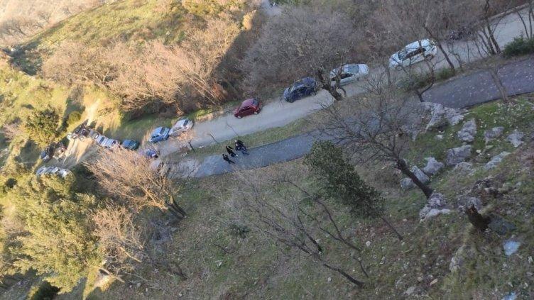 Controlli anti-Covid a Castel San Giorgio: utilizzato un drone per ispezionare la montagna - aSalerno.it