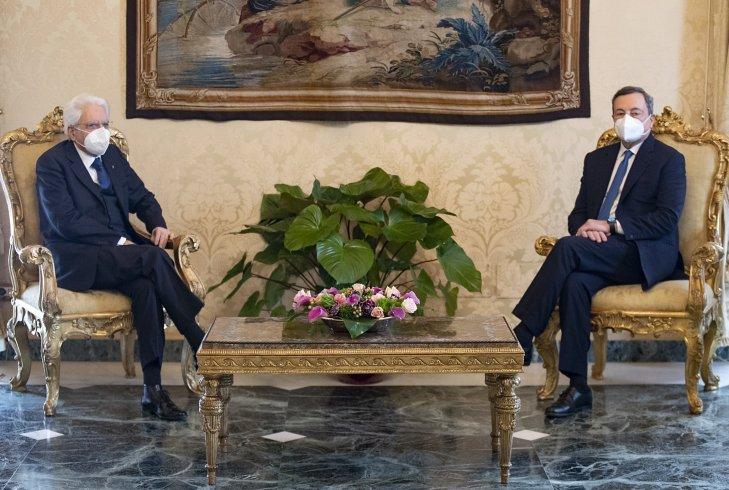 """Draghi: """"Vincere la pandemia, abbiamo a disposizione le risorse straordinarie dell'Ue"""" - aSalerno.it"""