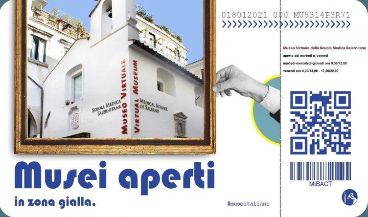 Rosa Carafa nominata direttrice del Museo Virtuale  della Scuola Medica Salernitana - aSalerno.it