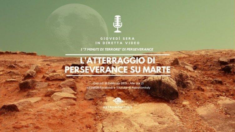 Atterraggio su Marte in diretta - aSalerno.it
