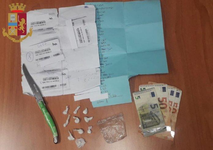 Spacciavano crack, due giovani arrestati a Cava - aSalerno.it