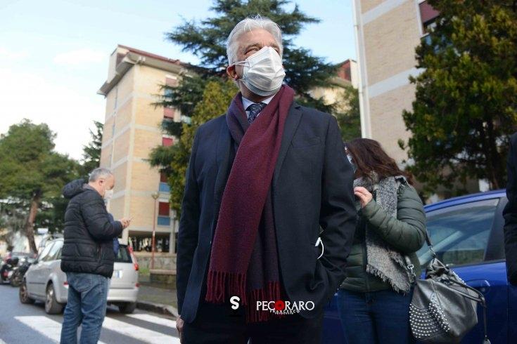 """Aumento dei contagi a Salerno, il sindaco: """"Non panico, ma intelligenza"""" - aSalerno.it"""