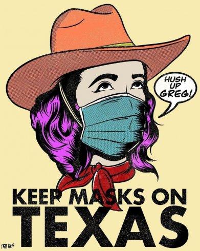 Chug | Texas, via le mascherine: riapre tutto - aSalerno.it