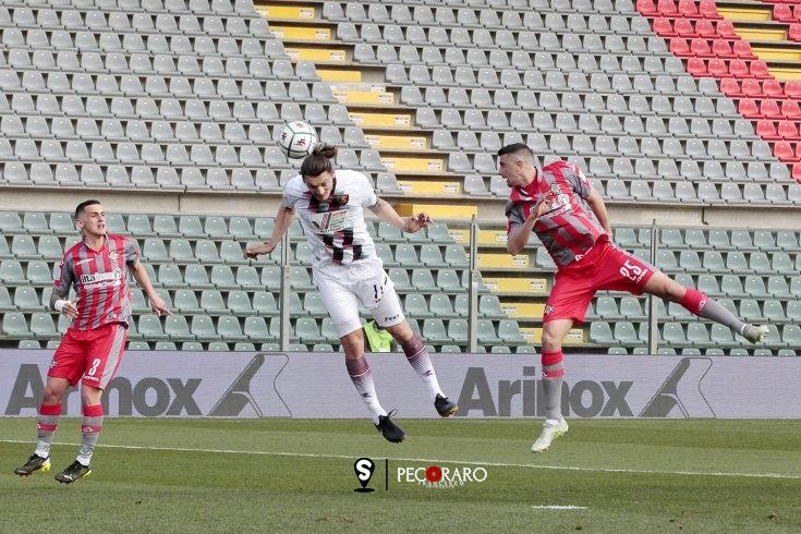 Salernitana testarda, Djuric piega la Cremonese (0-1 pt) - aSalerno.it